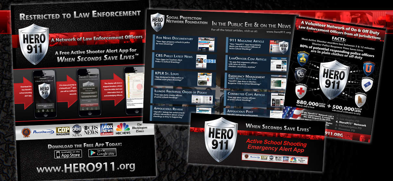Hero911 Slides
